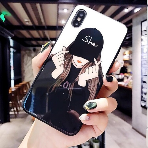 Apple iPhone XS Max Ốp lưng kính S-Case in hình Cô gái - 3743337 , APPLE IPHONE XS MAX ỐP LƯNG KÍNH S-CASE IN HÌNH CÔ GÁI , 357_13589 , 119000 , Apple-iPhone-XS-Max-Op-lung-kinh-S-Case-in-hinh-Co-gai-357_13589 , cellphones.com.vn , Apple iPhone XS Max Ốp lưng kính S-Case in hình Cô gái