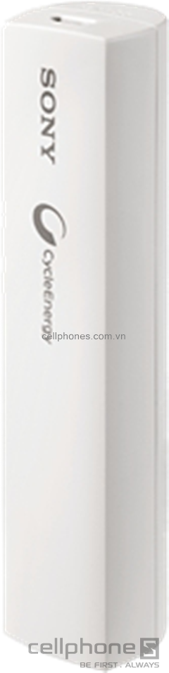 Pin dự phòng Sony USB Portable Power Supply 2000 mAh CP-ELS - CellphoneS