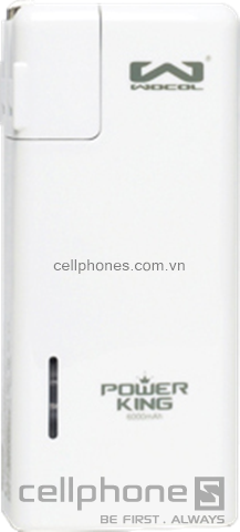 Wocol Power King 6000 mAh - CellphoneS