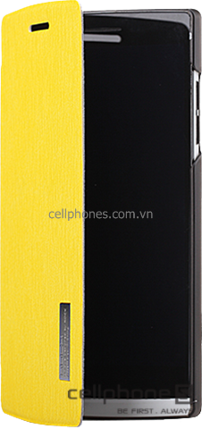 Bao da cho Find 5 - Rock Elegant Side Flip Case