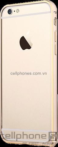 Ốp viền cho iPhone 6 - TOTU Mellow Element - CellphoneS