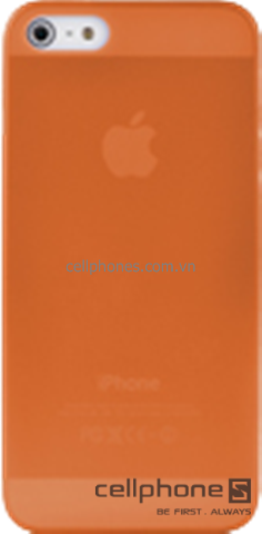 Ốp lưng cho iPhone 5 - Baseus Organdy Case