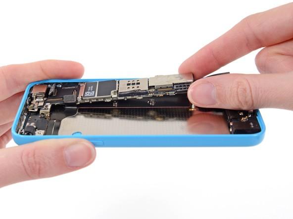 Thay IC wifi iPhone 5C