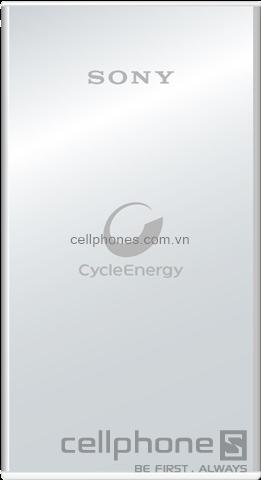 Sony USB Portable Power Supply 3500 mAh CP-F1LS - CellphoneS giá rẻ nhất