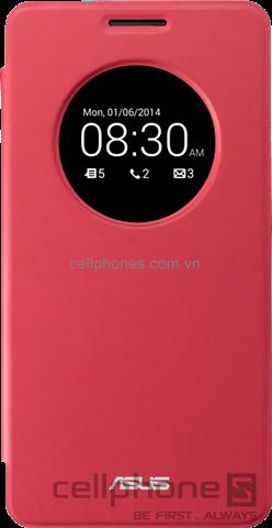 Bao da cho ZenFone 5 - ASUS View Flip Cover - CellphoneS