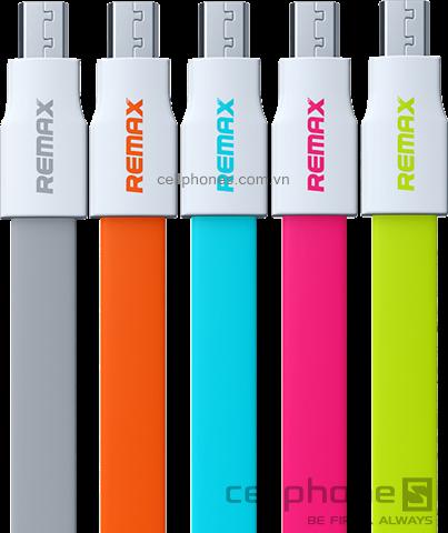 Remax MicroUSB 23 cm - CellphoneS