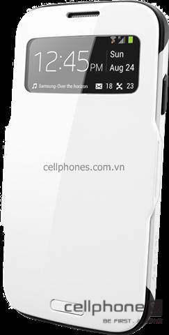 Bao da cho Galaxy S4 - SPIGEN SGP Slim Armor View