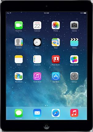 Apple iPad Air 4G 16 GB cũ - CellphoneS