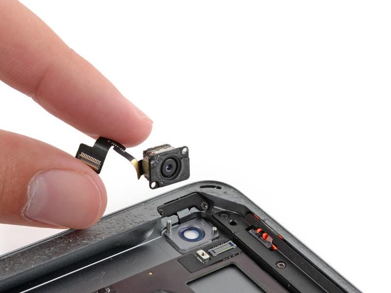 Thay camera sau iPad Air