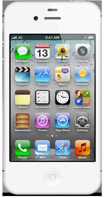 Apple iPhone 4S 16 GB cũ - CellphoneS