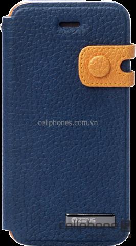 Bao da cho iPhone 5 / 5S - Zenus Masstige Color Edge Diary Series