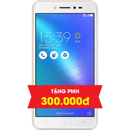 ASUS ZenFone 2 ZE500CL 16 GB 2 GB RAM Công ty - CellphoneS