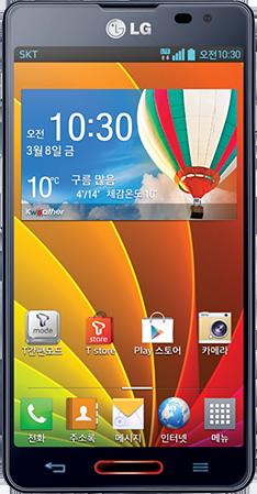 LG Optimus LTE III F260 - CellphoneS giá tốt nhất