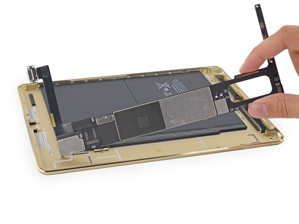 Sửa lỗi loa, mic - Thay ic audio iPad Air 2