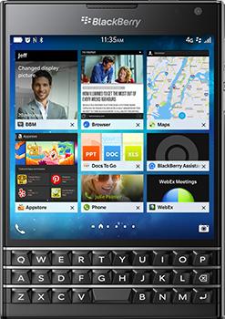 BlackBerry Passport - CellphoneS