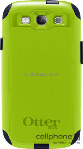 Phụ kiện cho Galaxy S III - OtterBox Commuter Series Case