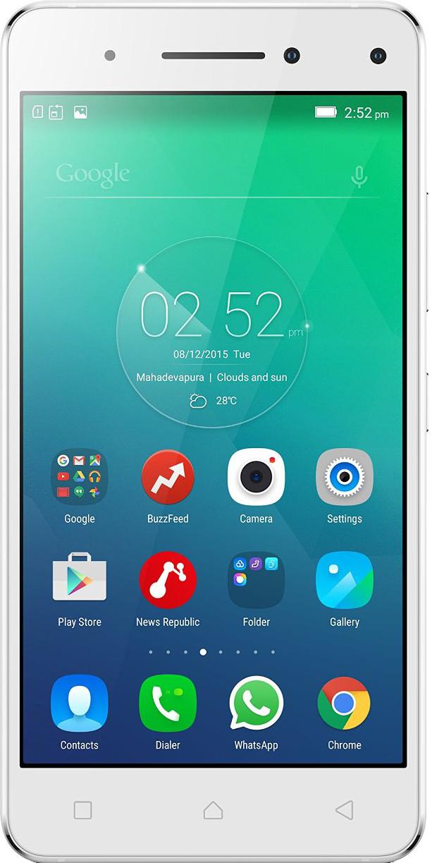 Lenovo Vibe S1 Công ty - CellphoneS
