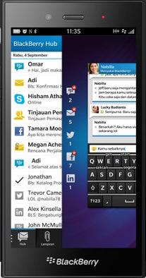 BlackBerry Z3 Công ty - CellphoneS