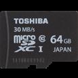 Thẻ nhớ Toshiba microSDXC Class 10 UHS-I 64 GB - CellphoneS