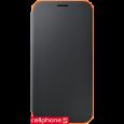 Bao da cho Galaxy A7 (2017) - Samsung Neon Flip Cover | CellphoneS.com.vn