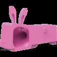 Phụ kiện cho iPhone 5 / 5S / SE - Ozaki O!music Zoo+ Rabbit | CellphoneS.com.vn