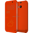 Bao da cho HTC One M8 - HTC Dot View - CellphoneS