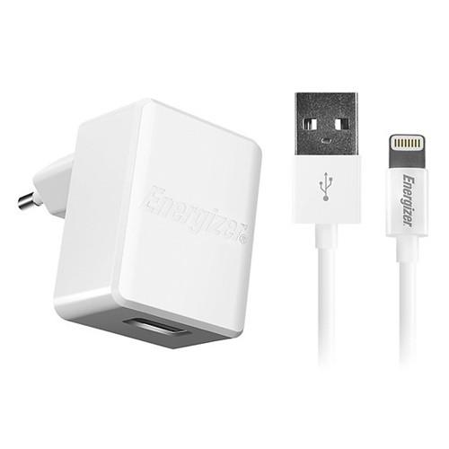 Energizer Hightech Wall Charger Lightning 2.4 A ACA1BEUHLI3 | CellphoneS.com.vn-3