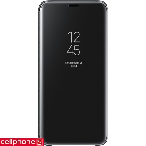 Galaxy S9 Samsung Clear View Standing Cover EF-ZG960 | CellphoneS.com.vn-0