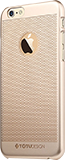 Ốp lưng cho iPhone 6 / 6S - TOTU Ambulatory Gold Series - CellphoneS-0