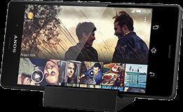 Dock sạc cho Xperia Z3 - Sony Magnetic Charging Dock DK48 - CellphoneS-0