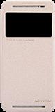 Bao da cho One E8 - Nillkin Sparkle Leather Case - CellphoneS-0