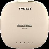 Pin dự phòng Pisen Moon Box Power 3000 mAh - CellphoneS-0