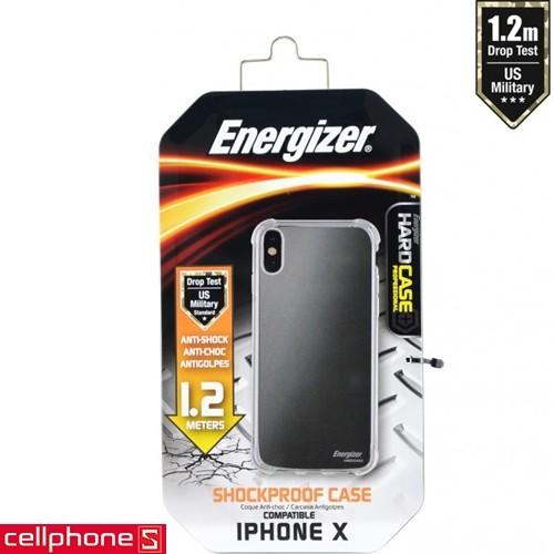 iPhone X Energizer Hard Case Professional ENCMA12IP8TR | CellphoneS.com.vn-0