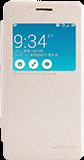 Bao da cho ZenFone 4 A450 - Nillkin Sparkle Leather - CellphoneS-0