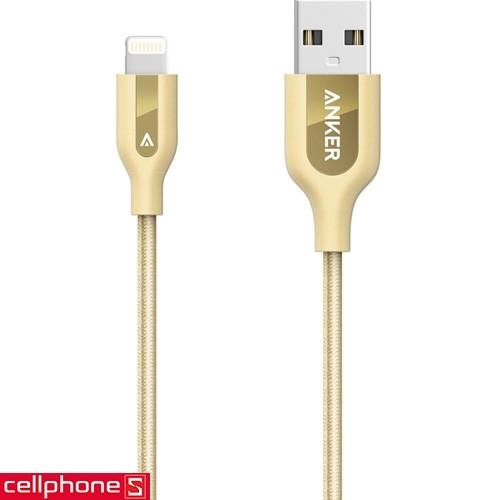 Anker PowerLine+ Lightning 0.9 m | CellphoneS.com.vn-0
