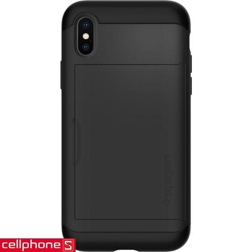 iPhone X Spigen Slim Armor CS Case | CellphoneS.com.vn-0
