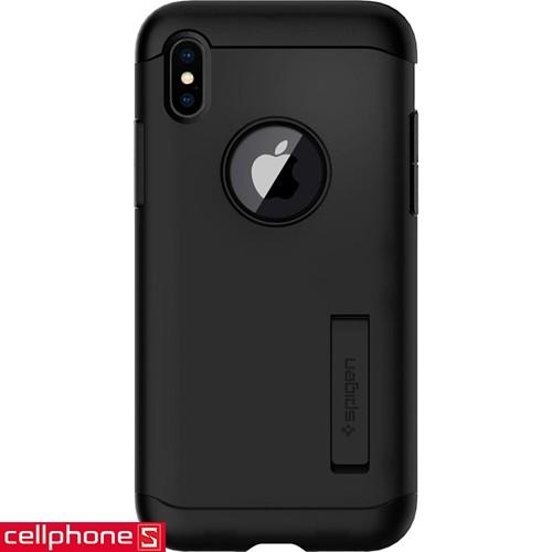 iPhone X Spigen Slim Armor Case   CellphoneS.com.vn-0