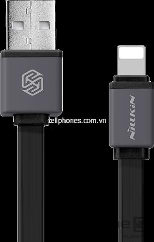 Cáp Nillkin Mini Cable Lightning Port - CellphoneS-0