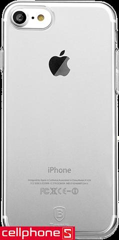 iPhone 7 Baseus Clean TPU Simple Series Case | CellphoneS.com.vn-0