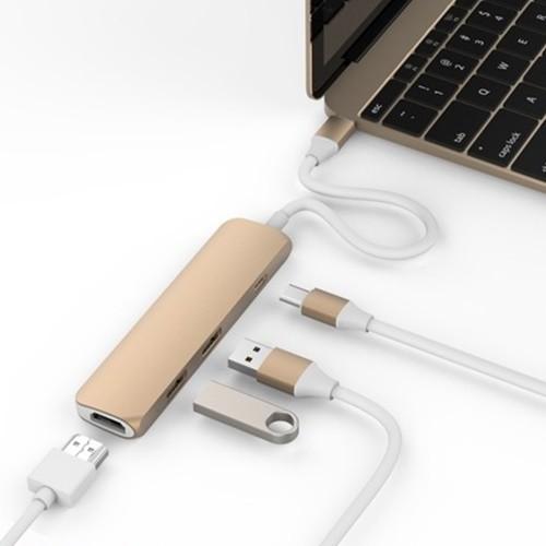 HyperDrive USB-C 4-in-1 Hub 4K HDMI | CellphoneS.com.vn-6
