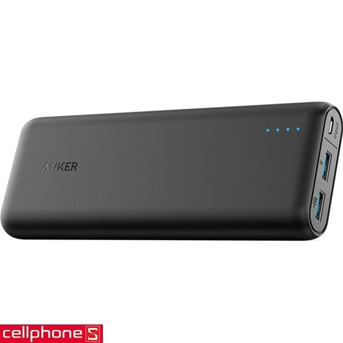 Anker PowerCore Speed 20000 Quick Charge 3.0 | CellphoneS.com.vn-0