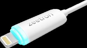 Zeetron Light Up Lightning USB Cable - CellphoneS-0
