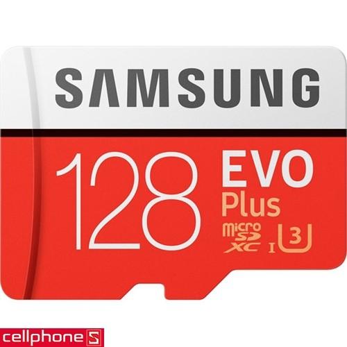 Samsung MicroSDXC EVO Plus 128 GB | CellphoneS.com.vn-0