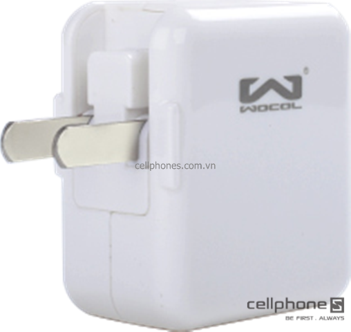Sạc Wocol iPad Charger - CellphoneS-0