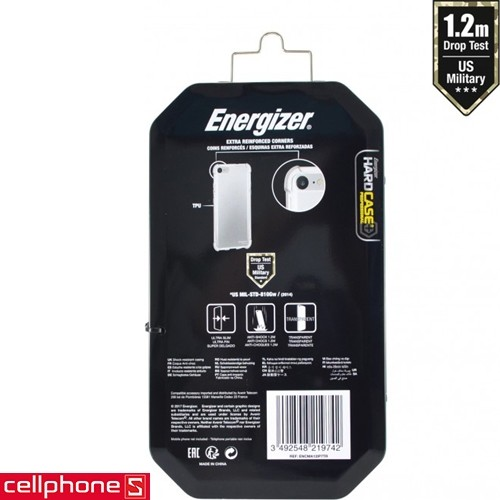 iPhone 7 / 8 Energizer Hard Case Professional ENCMA12IP7TR | CellphoneS.com.vn-1