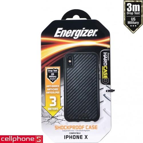 iPhone X Energizer Hard Case Professional ENCOUL3MIP8CB | CellphoneS.com.vn-1