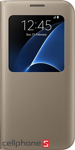 Galaxy S7 edge Samsung S-View Cover | CellphoneS.com.vn-2
