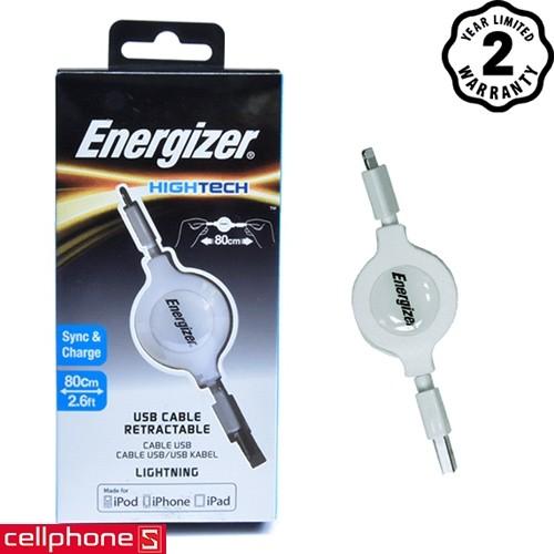 Energizer Hightech Lightning 80 cm C31UBLIREWH4 | CellphoneS.com.vn-1