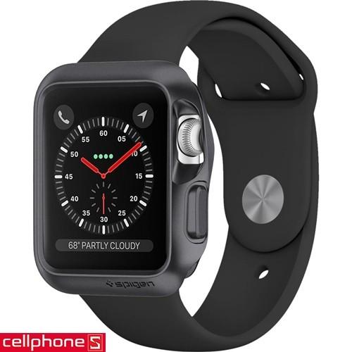 Apple Watch Series 3/2/1 (42 mm) Spigen Slim Armor Case | CellphoneS.com.vn-1