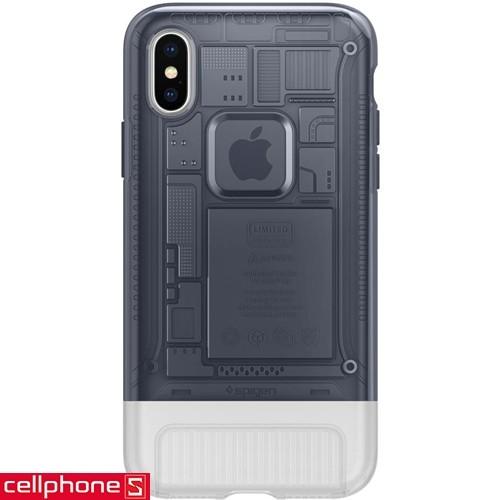 iPhone X Spigen Classic C1 Case | CellphoneS.com.vn-1